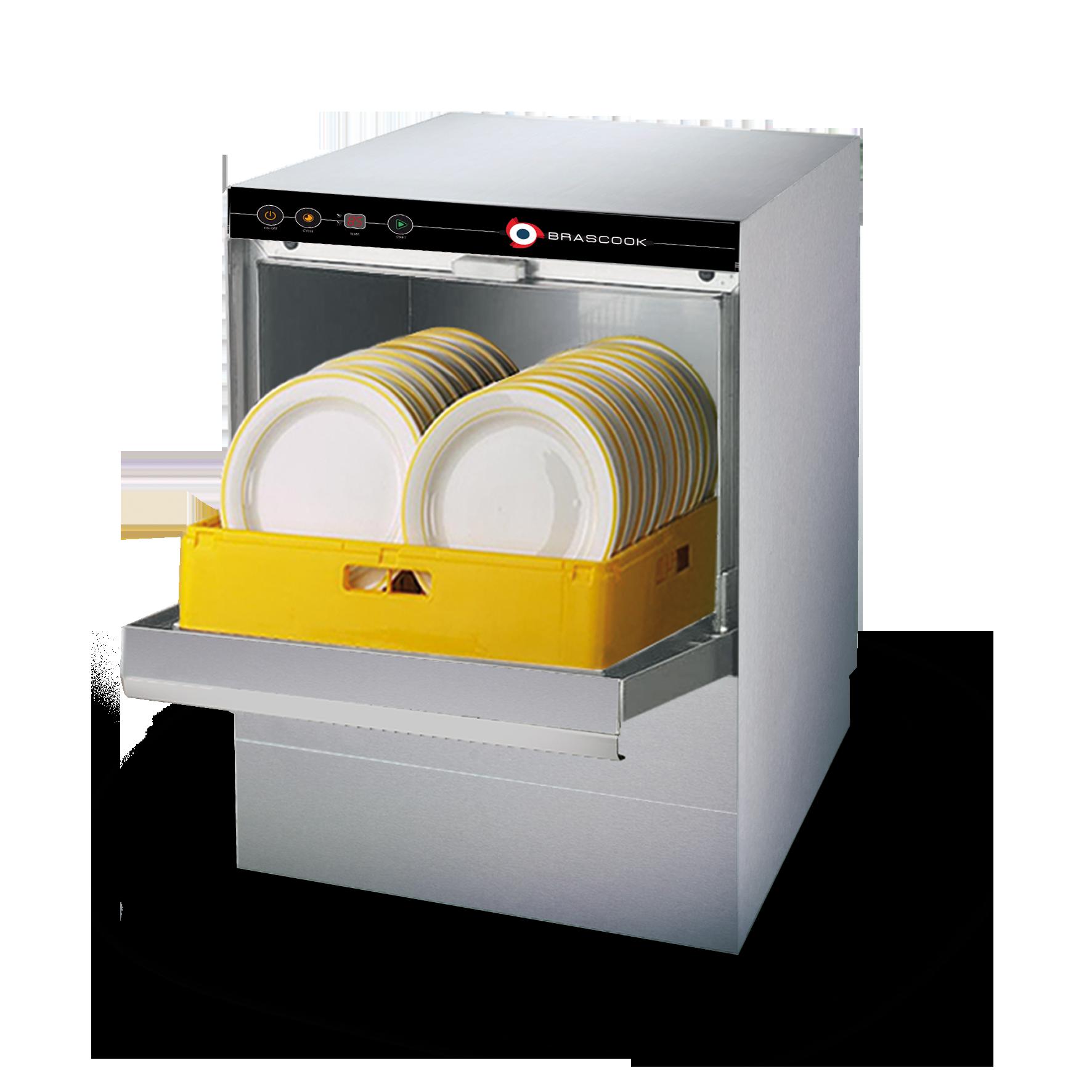 máquina lava louça industrial